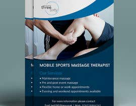 #73 for Sports massage flyer by yeadul