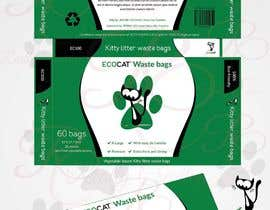#49 for Design a package for eco-friendly pet waste bags - no amateurs please af ReallyCreative