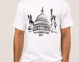 #2 for Design a t-shirt for Washington DC, New York & Boston Trip af ZdravkoLovric