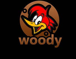 #66 untuk Re-Design a Logo for Woody's Tree Service - Infamous Woody Woodpecker oleh EdesignMK