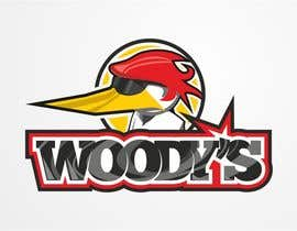 #60 untuk Re-Design a Logo for Woody's Tree Service - Infamous Woody Woodpecker oleh dyv