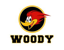 #44 untuk Re-Design a Logo for Woody's Tree Service - Infamous Woody Woodpecker oleh roberttayoto