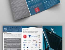 Nro 34 kilpailuun Design a creative stand-out brochure or information sheet käyttäjältä emranadobe24