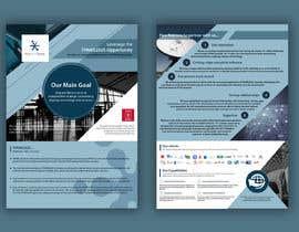 Nro 18 kilpailuun Design a creative stand-out brochure or information sheet käyttäjältä nikhilmandaliya