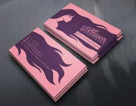 #43 for Design a Business Card for a beautysalon af kibria95