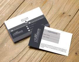 #101 for Design a Business Card for a beautysalon af creativekoli