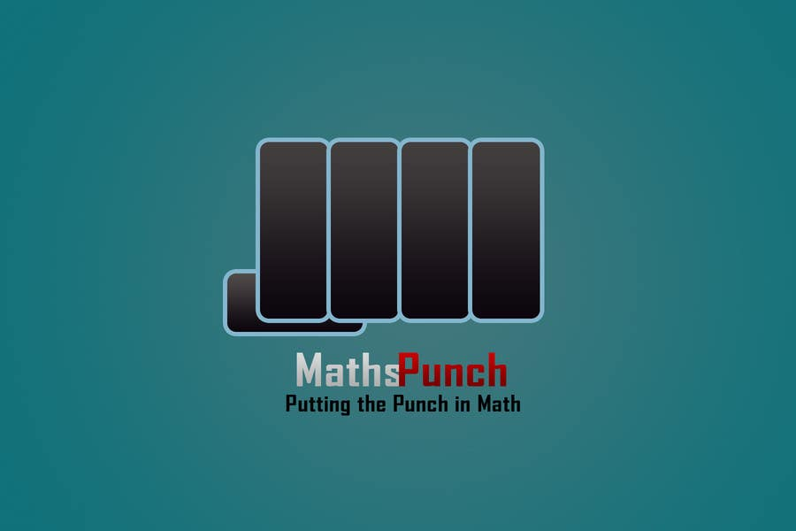 Proposition n°14 du concours Logo Design for Math Punch - Putting the Punch in Math