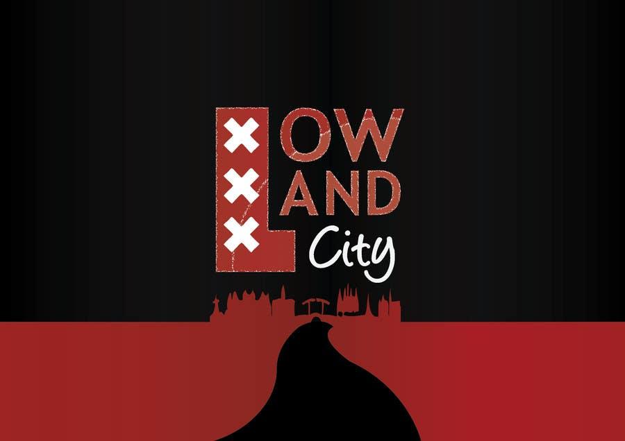 Kilpailutyö #156 kilpailussa Graphic Design for Low Land City