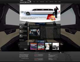 nº 31 pour Website Design for Limousine Service Inc. par timid