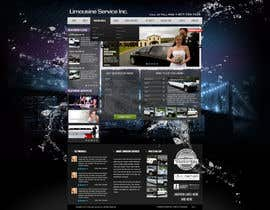 #34 for Website Design for Limousine Service Inc. af abatastudio