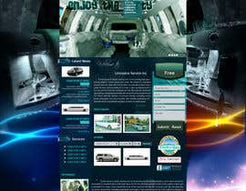 nº 38 pour Website Design for Limousine Service Inc. par nirmal2008