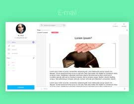 #23 cho Design a Website Mockup for an Email Client bởi WilDesignZA