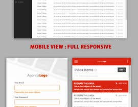 #25 cho Design a Website Mockup for an Email Client bởi roshanthilanga4