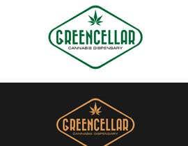 nº 97 pour The Green Cellar (Cannabis Dispensary) par Plastmass