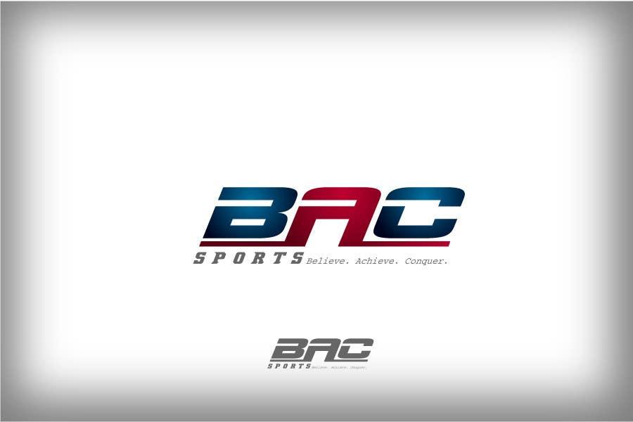 Proposition n°281 du concours Logo Design for BAC Sports