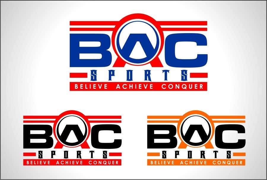 Proposition n°392 du concours Logo Design for BAC Sports