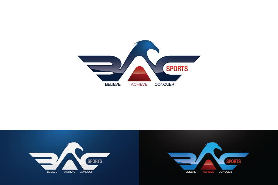 #460 for Logo Design for BAC Sports by fire017
