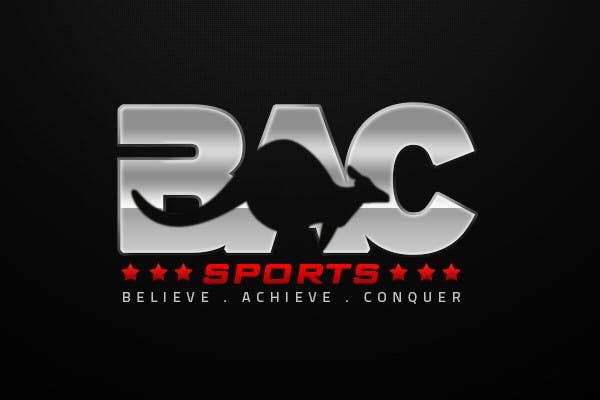 Proposition n°335 du concours Logo Design for BAC Sports
