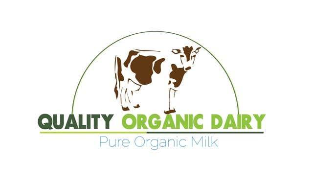 Contest Entry 32 For Design A Logo My Dairy Farm