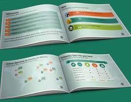 Nro 19 kilpailuun Design a Brochure for Me käyttäjältä moreirahl
