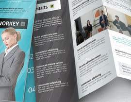 Nro 23 kilpailuun Design a Brochure for Me käyttäjältä mewartechnosoft