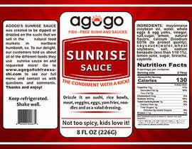 #59 cho Design a label for condiment/dressing bottle bởi dsignfactorybd