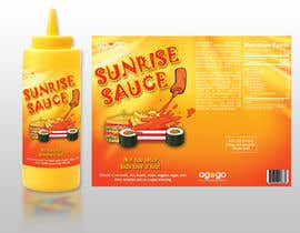 #69 cho Design a label for condiment/dressing bottle bởi PixelPalace