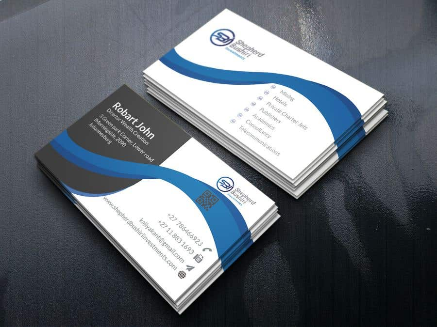Entry 75 by graphichouse1399 for design of business cards freelancer business card reheart Choice Image