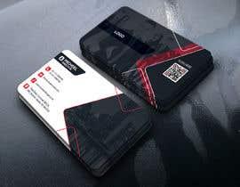 Design futuristic business card freelancer 21 for design futuristic business card by fakrul74 colourmoves