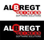 Graphic Design Kilpailutyö #514 kilpailuun Logo Design for Albregt Business Software Solutions