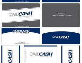 #46 para Stationery Design for ONECASH LIMITED por Ubaidahmadmughal