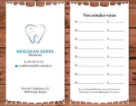arnee90 tarafından Dentist business card için no 17