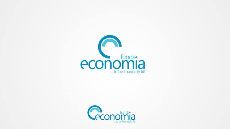 Kilpailutyö #319 kilpailussa Logo Design for financial website