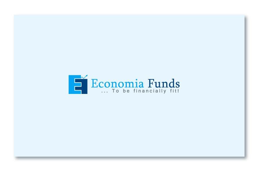 Kilpailutyö #91 kilpailussa Logo Design for financial website