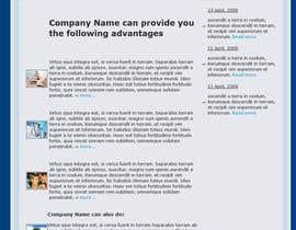 Nro 10 kilpailuun We need a website for our management system käyttäjältä rebonmalik