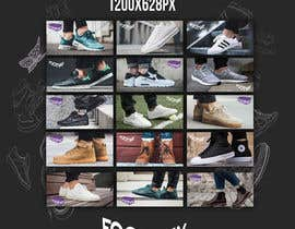 #27 for Create shoe ad images for google ads by Neverseendesign