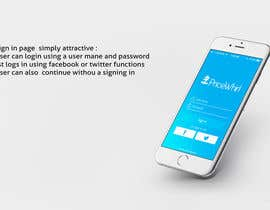 #13 for Design an App Mockup for  iphone, Android and Website af AliBenabbes