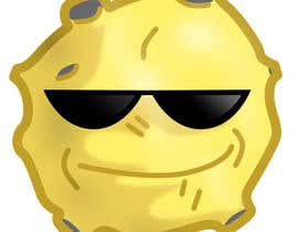 Syrusek tarafından Cool Yellow Asteroid için no 4