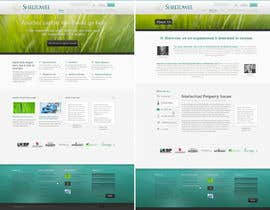 #76 untuk Website Design for Sheltowee LLC a technology investment company oleh andrewnickell