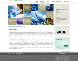 #88 para Website Design for Sheltowee LLC a technology investment company por elshahat