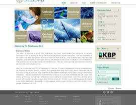 #87 para Website Design for Sheltowee LLC a technology investment company por elshahat