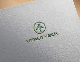 #467 untuk Design a Logo for a dietary supplement sale project (Vitality-Box) oleh miltonhasan1111