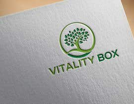 #535 untuk Design a Logo for a dietary supplement sale project (Vitality-Box) oleh HMmdesign