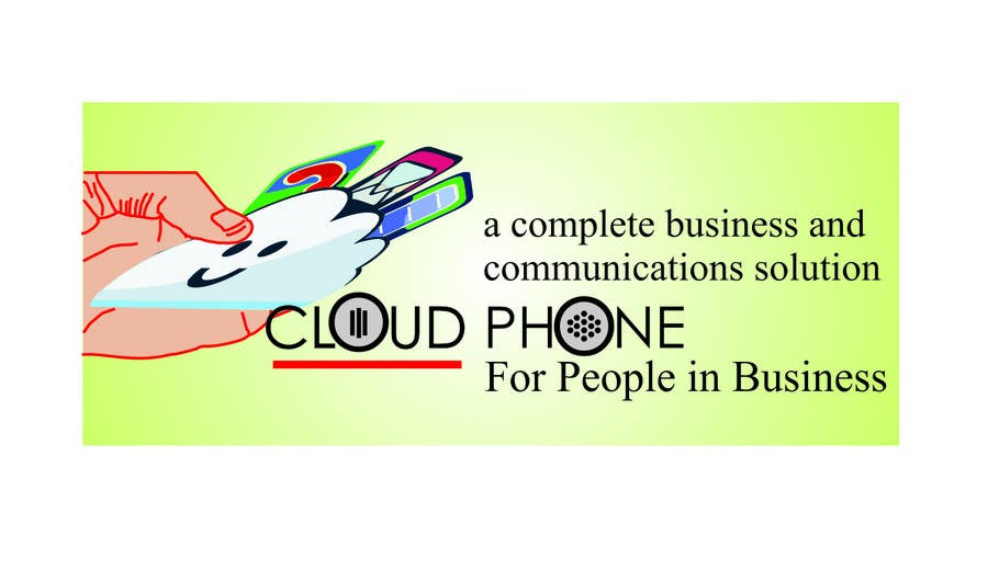 Contest Entry #534 for Logo Design for Cloud-Phone Inc.