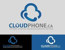 #608 dla Logo Design for Cloud-Phone Inc. przez bedesignt