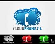 Graphic Design Конкурсная работа №463 для Logo Design for Cloud-Phone Inc.