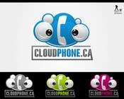 Graphic Design Конкурсная работа №467 для Logo Design for Cloud-Phone Inc.