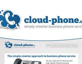 #581 Logo Design for Cloud-Phone Inc. részére Natch által