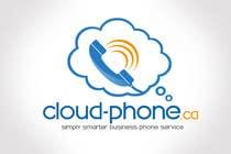Graphic Design Contest Entry #627 for Logo Design for Cloud-Phone Inc.