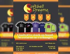 #2 para Need Flyer Designed for Sports Apparel Sale de smileless33